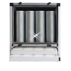 Koolstoffilterkast zonder motor